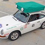 Stanley Gold's Porsche.