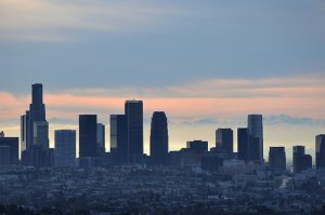 The LA Skyline. By maveric2003/Creative Commons/ Flickr