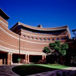 The UCLA Anderson School of Management.