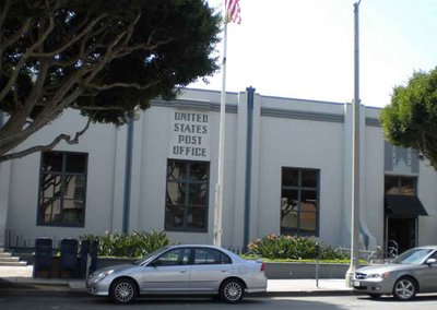 Santa Monica Post Office