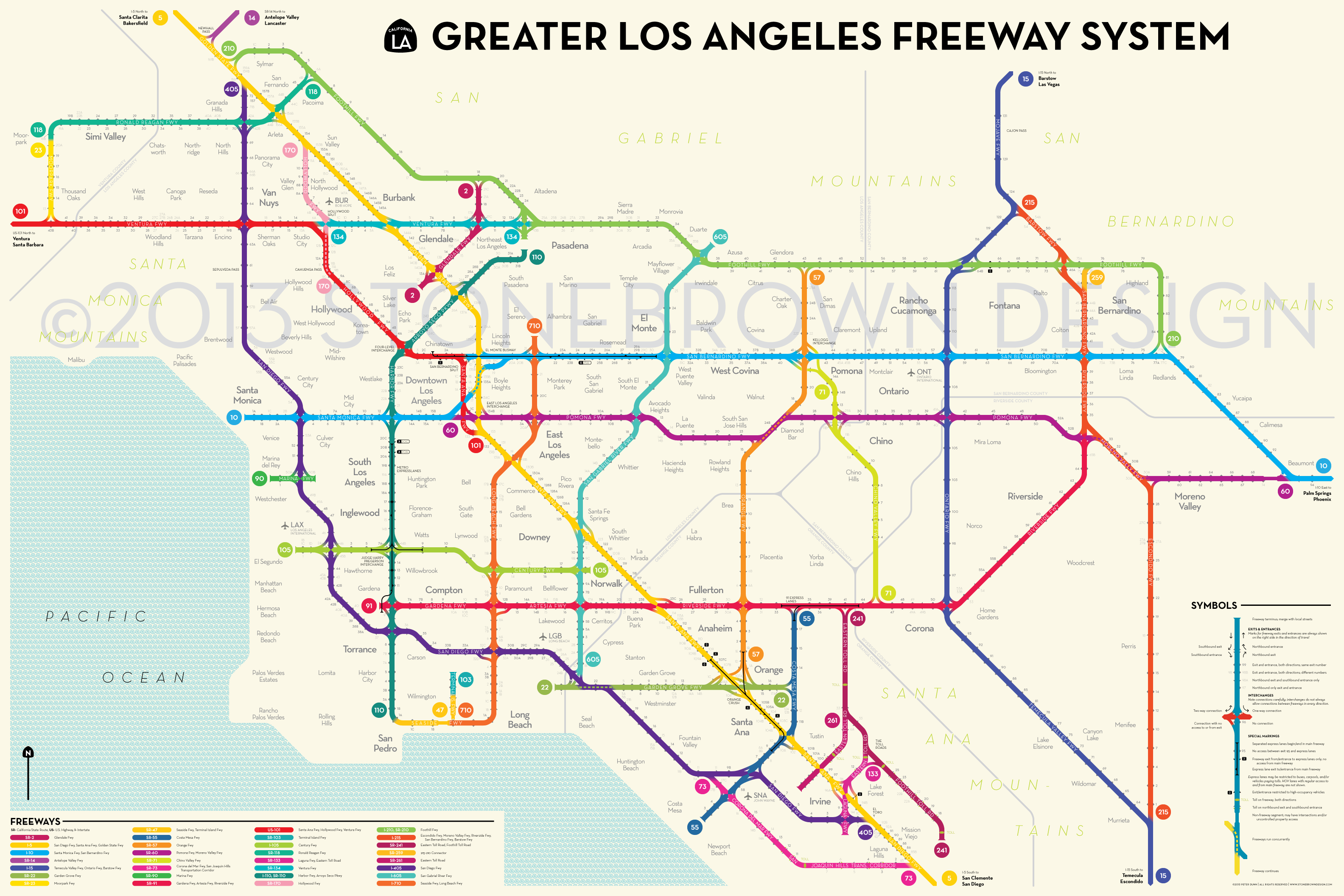 Dreaming Of An LA Commute Without Cars  For The Curious