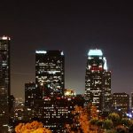 View of Los Angeles' downtown skyline. Photo by jondoeforty1 via Flickr/CC.
