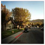 Avenida del Platino in Las Casitas, Newbury Park, CA.