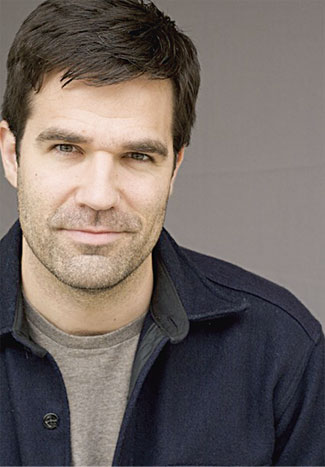 Comedian Rob Delaney
