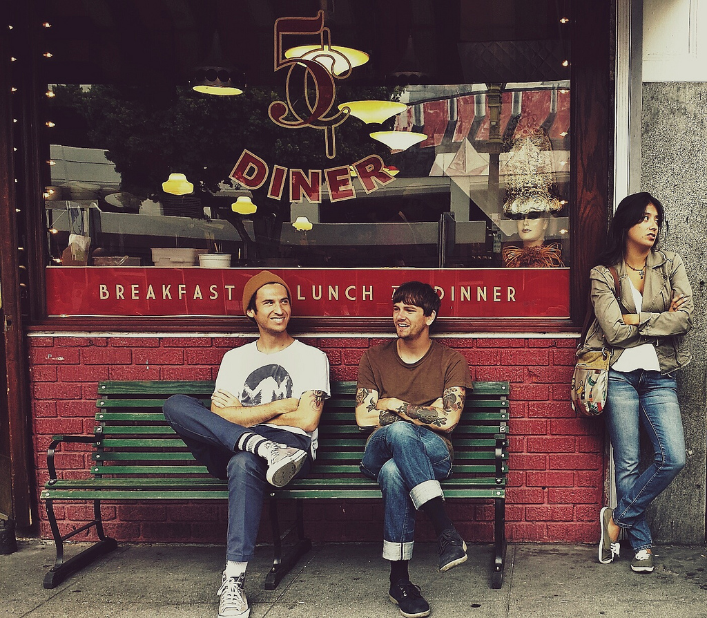 Nickel Diner in downtown Los Angeles. Photo by Ryan Vaarsi via Flickr/CC.