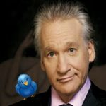 Bill Maher and the Twitter bird