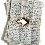 bullet-hole-letter