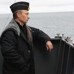 Aboard battlecruiser Pyotr Velikiy during Northern Fleet exercise in 2005 (Wikipedia)