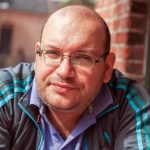 Jason Rezaian, Tehran Bureau Chief for the Washington Post, was arrested three weeks ago on unspecified charges by the Iranian authorities (Photo credit:  Jason Rezaian's Twitter page).