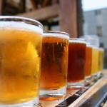Beer sampler. Photo by Quinn Dombrowski/ CC/ Flickr