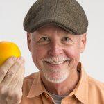 David Boulé, California orange enthusiast. Photo by Gary Leonard