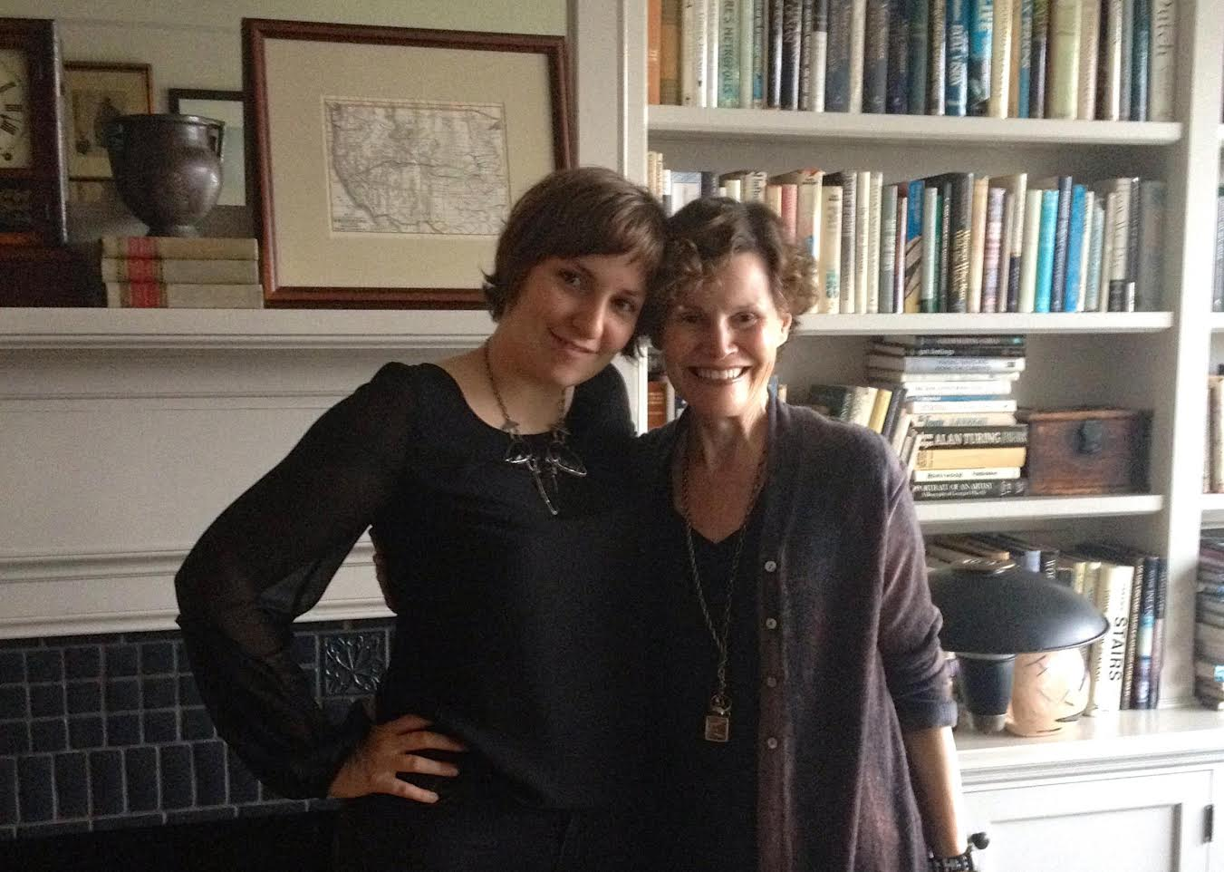 coming of age lena dunham interviews judy blume for the curious