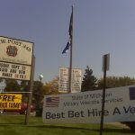 2008 Vet Job Fair in Redford, MI sponsored by State of Michigan, Military Veterans Services (Photo via Debra Drummond/Flickr/CC)