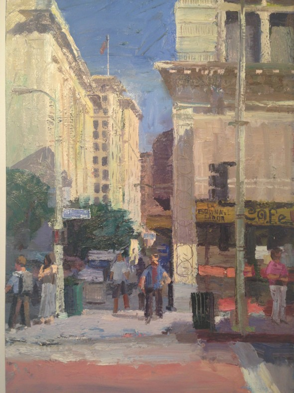 Bringing The Street Back To Plein Air Art Diplomats Paint