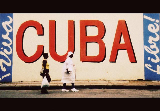 Cuba Libre via Flickr/CC