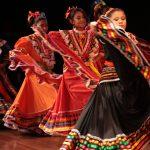 Grupo Folklorico Juan Colorado performing dances from Jalisco.2