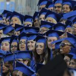 AP SANTA MONICA COLLEGE GRADUATION A USA CA