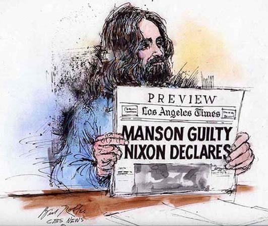 manson newspaper