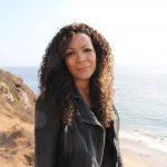 The writer Cynthia Bond