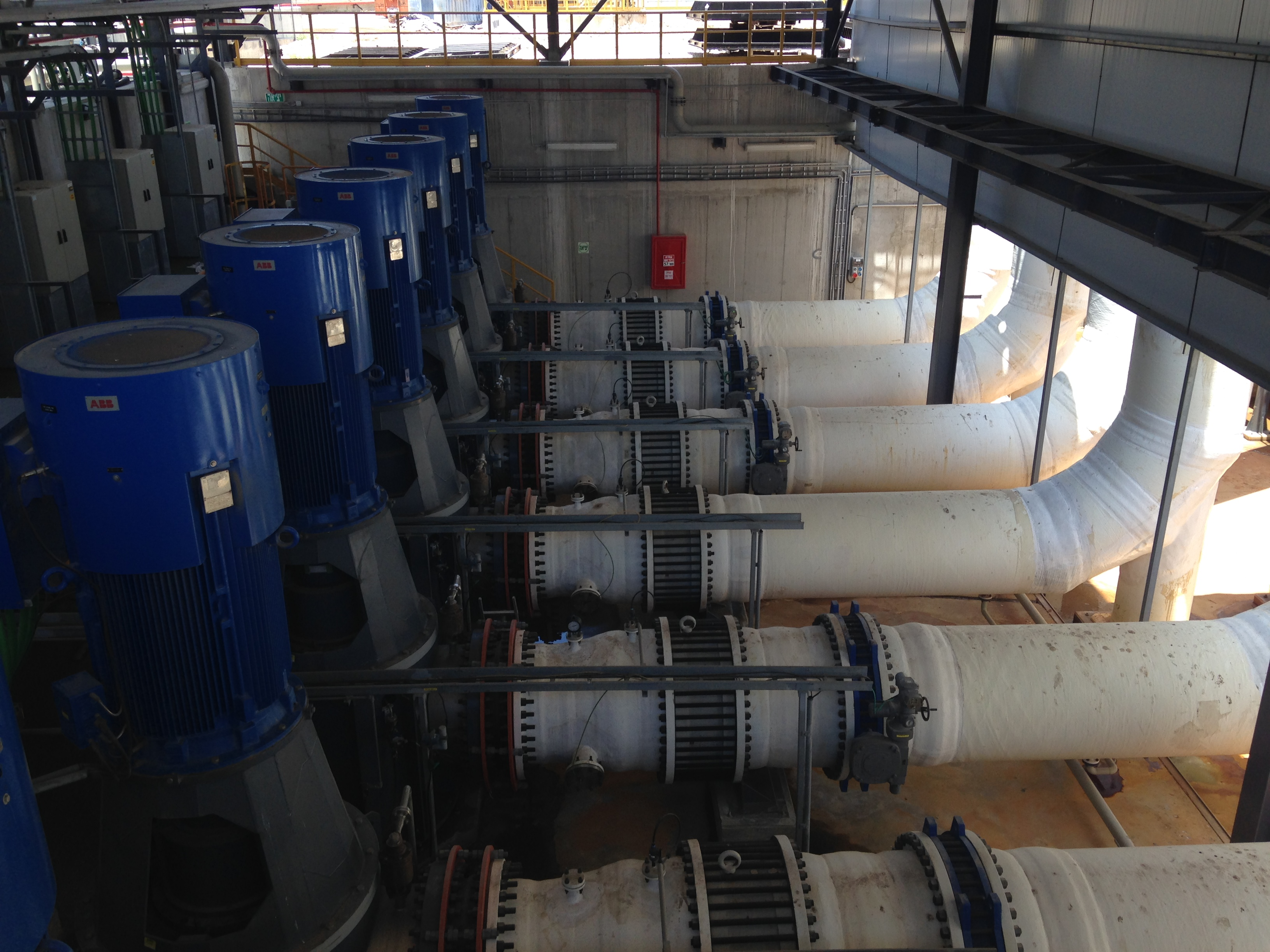 Israel a model for California in desalination – For The Curious
