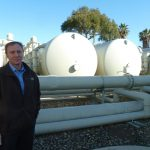 Water Resources Manager Joshua Haggmark