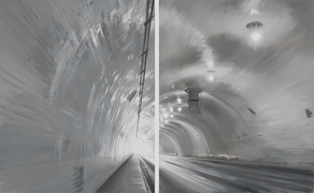 Frank Ryan, 2nd Street Tunnel II