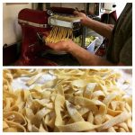 Homemade pasta from Birba. Photo via Birba's Facebook page.