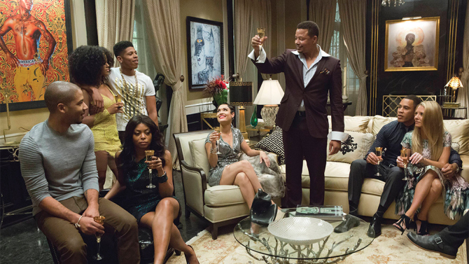 "Fox's ""Empire"" is one of this year's big success stories."