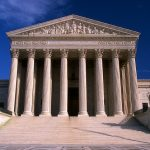 The US Supreme Court photo via