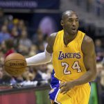 Kobe Bryant will retire at the end of this season, his 20th with the Lakers.  Photo: Keith Allison/Wikimedia