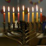 Hanukkah menorah. Photo by Shawn Anderson via Flickr/CC