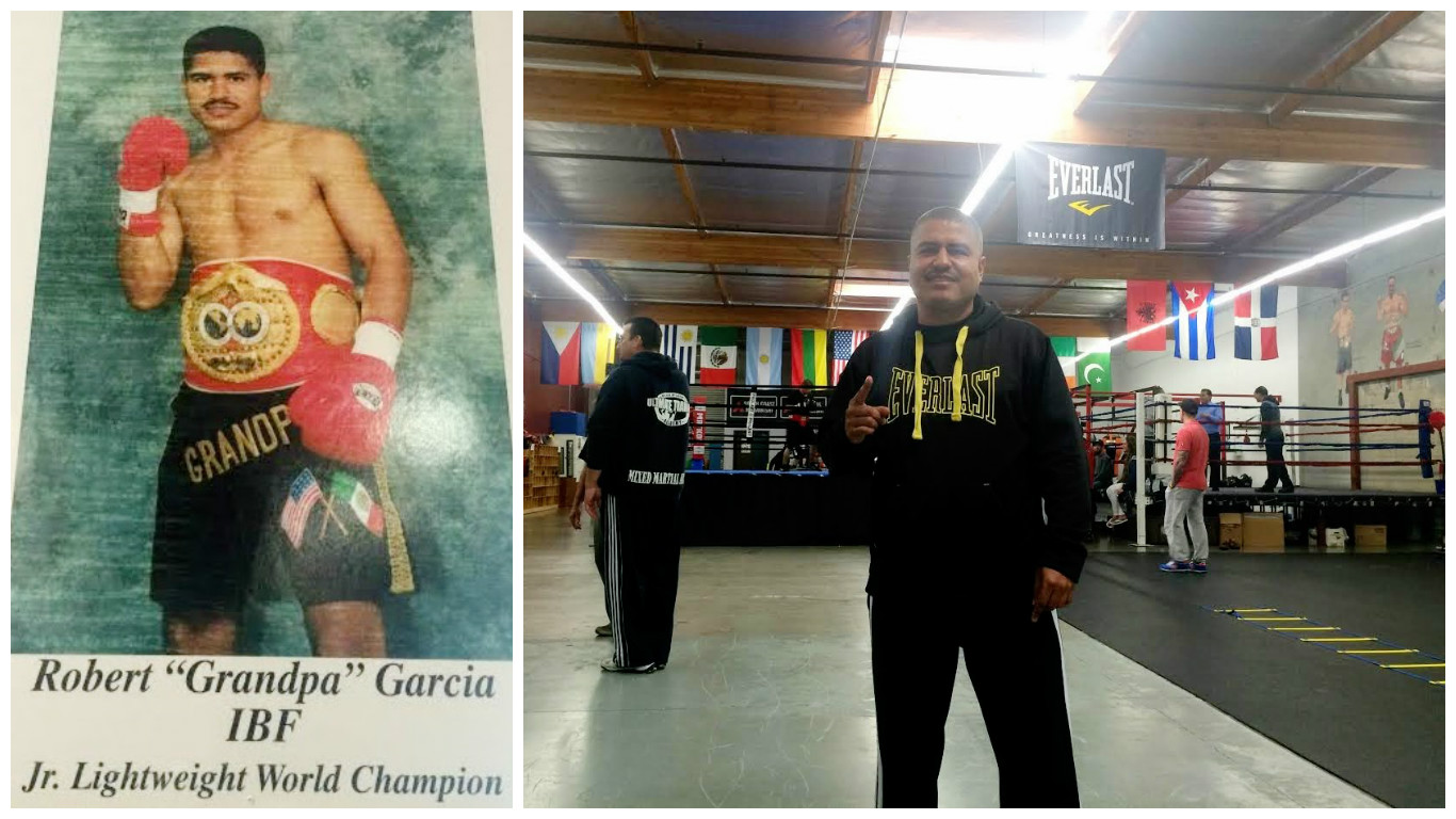 Oxnard: an unexpected destination for foreign boxers | KCRW