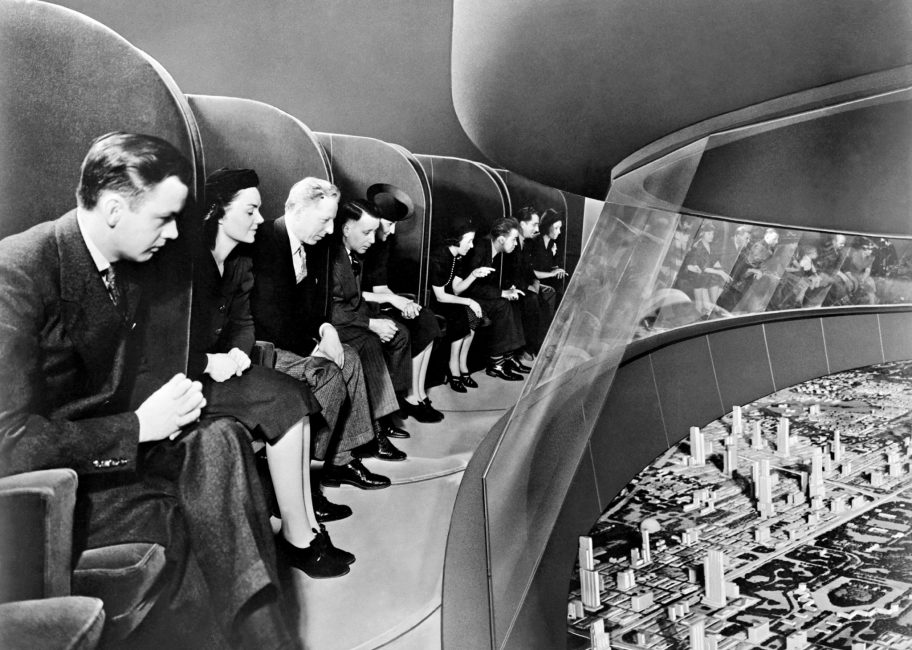 Norman Bel Geddes and the invention of 20th century America