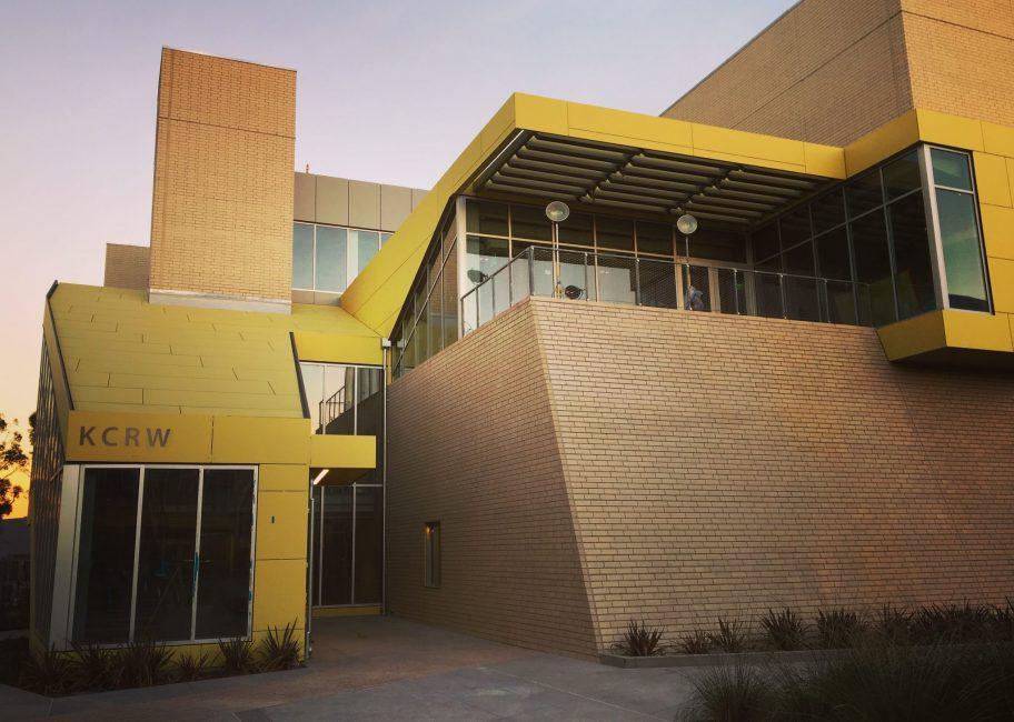 Sneak peek at KCRW's new home