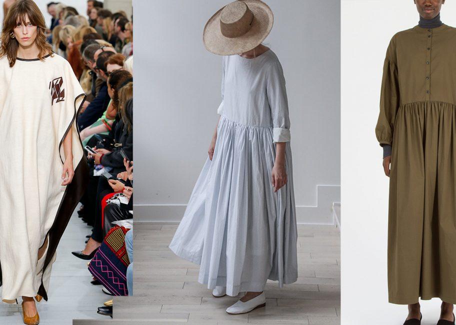 Womenswear and the male gaze