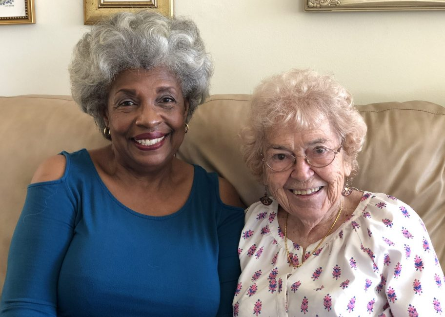 LA seniors find housing solution with home share program