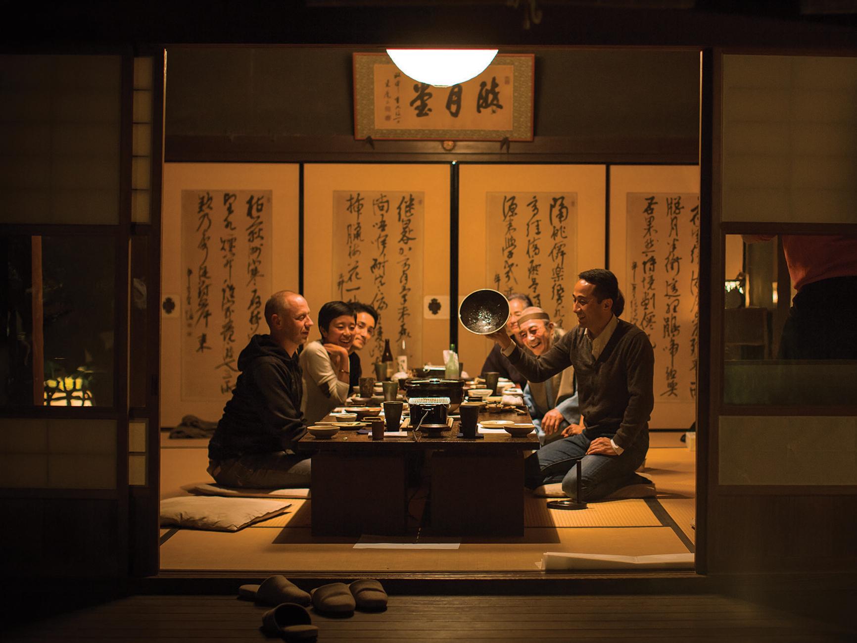 Donabe - Nagatani-en Donabe Dinner