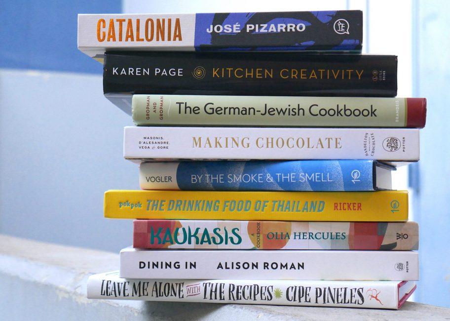 Good Food's best books of 2017