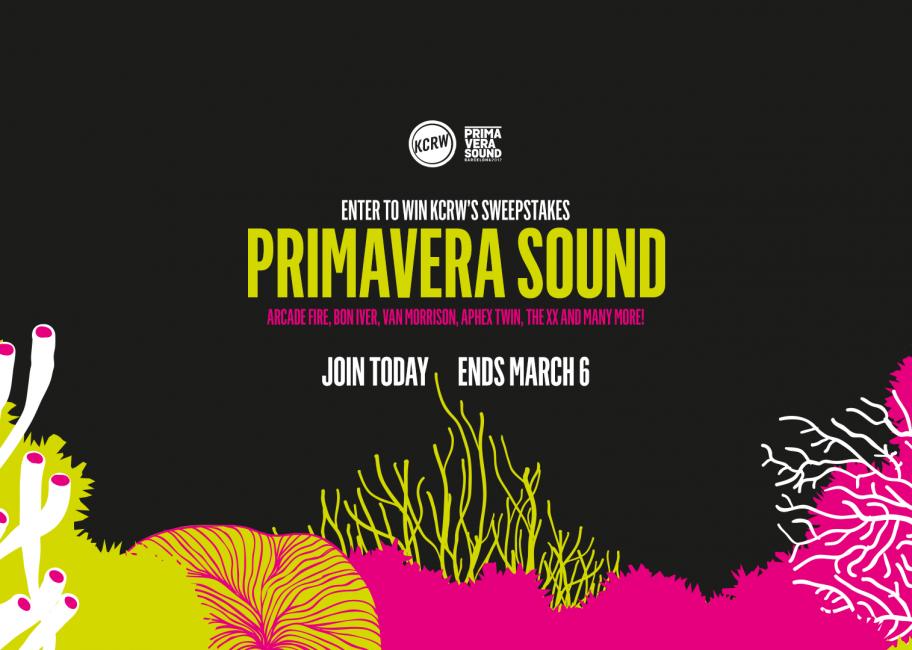 Win a Trip to Barcelona to see the Primavera Sound Music Festival!