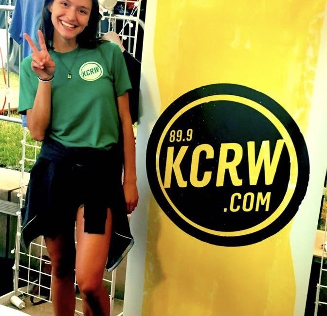 KCRW's April Volunteer of the Month