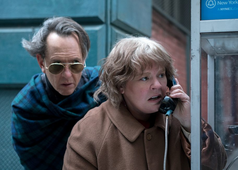 KCRW Partner Screening: Can You Ever Forgive Me?