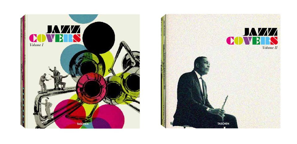 Amazing New Book Of Classic Jazz Album Cover Art At An