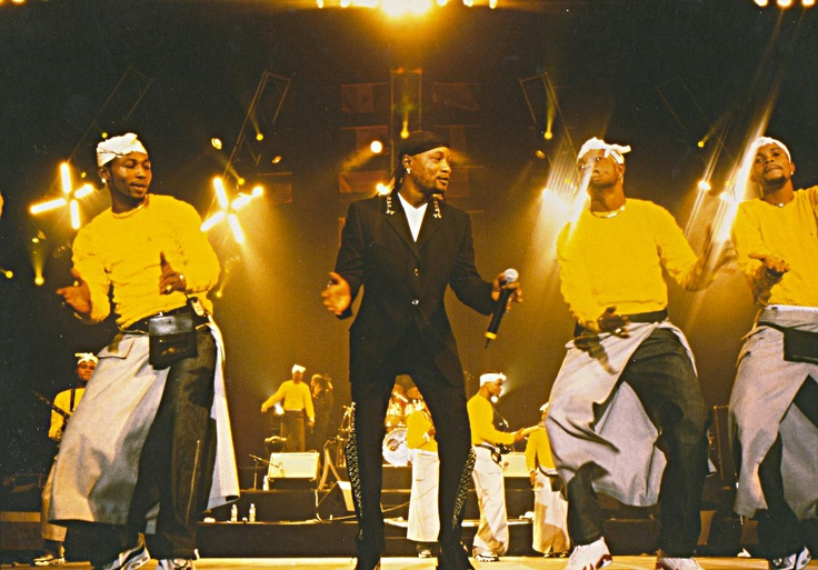 Congolese Rumba and Soukous Star Koffi Olomide