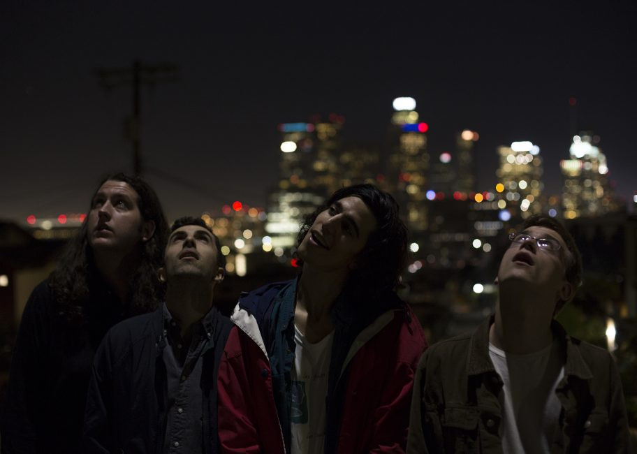 "Track Premiere: Sure Sure – ""Hands Up Head Down"""