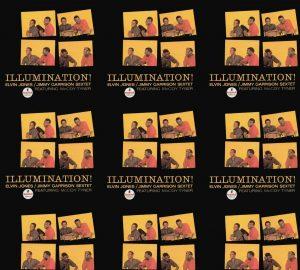 "A Study in Contrasts: Elvin Jones & Jimmy Garrison's ""Illumination!"""