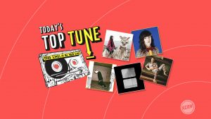 The Week Ahead: Today's Top Tune 8/13 – 8/17/18