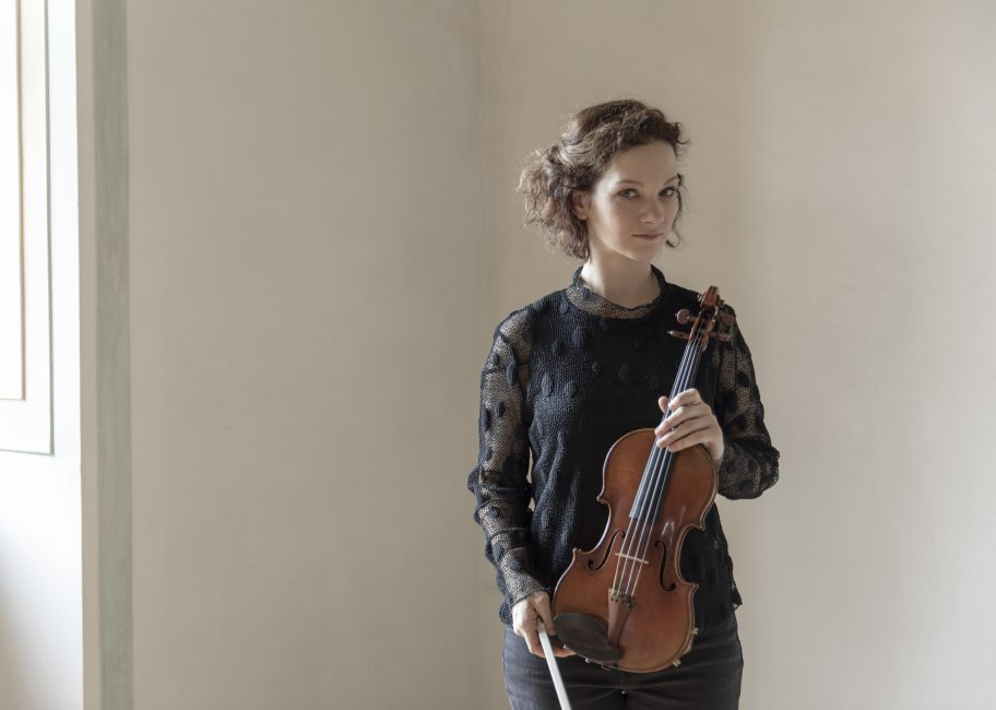 Hilary Hahn's Enchanting New Bach Recording